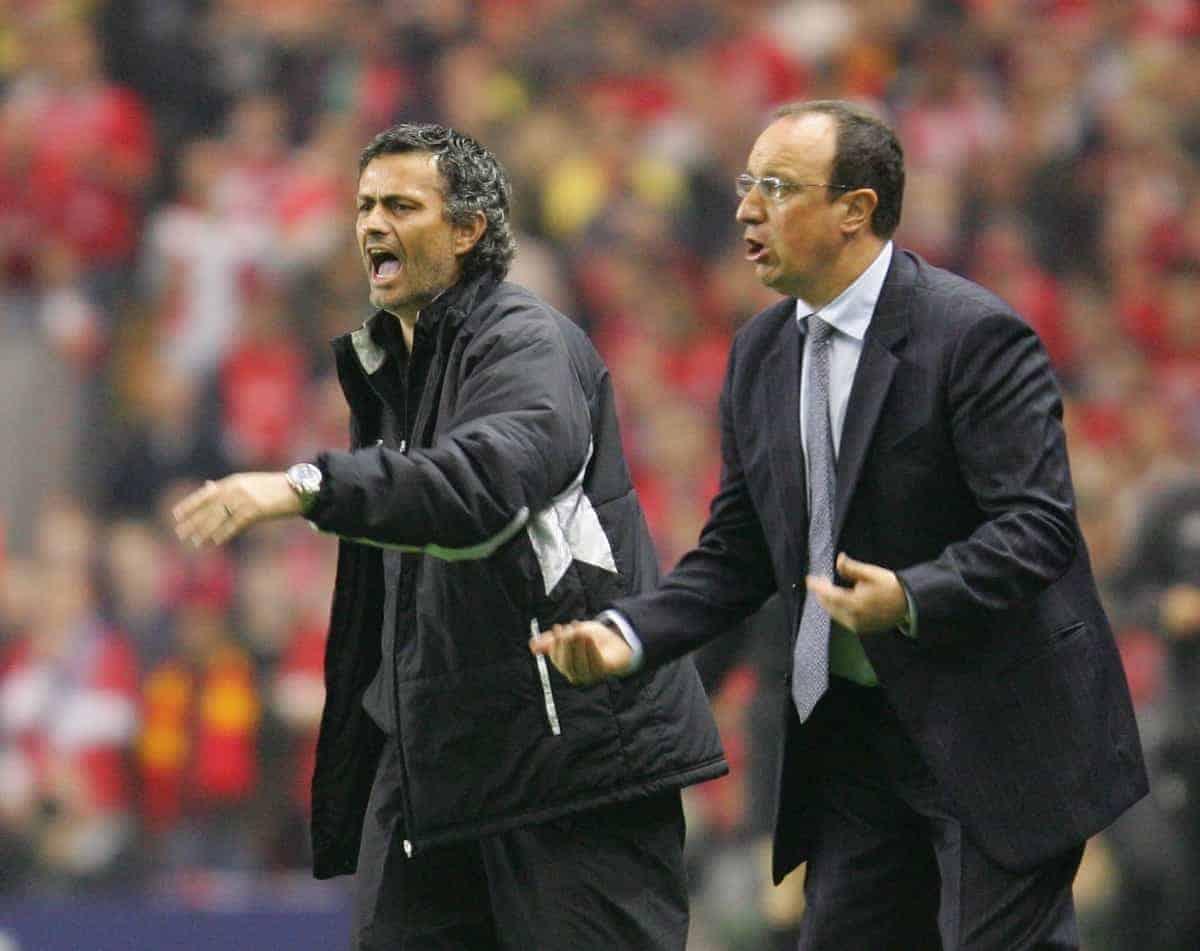 Jose Mourinho wanted the Liverpool job