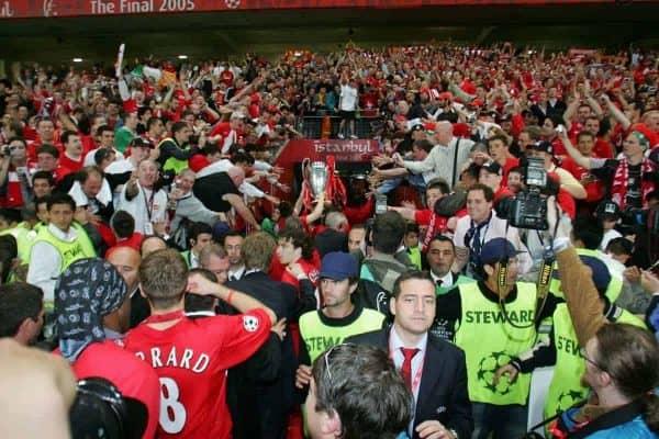 European Football – UEFA Champions League Final – Liverpool v AC Milan