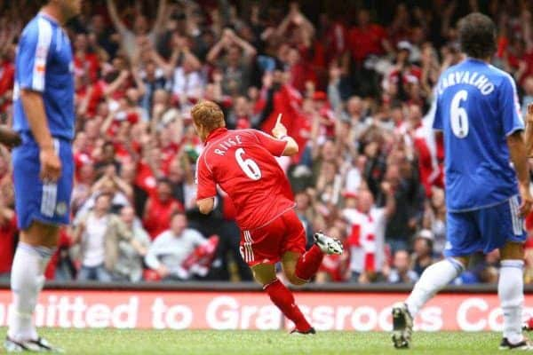 Football - The FA Community Shield - Liverpool FC v Chelsea