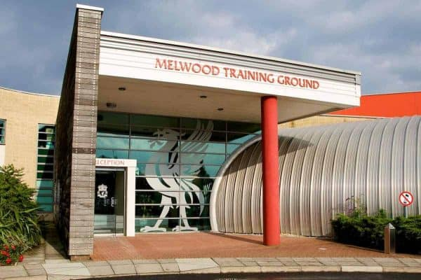 LIVERPOOL, ENGLAND - Tuesday, July 29, 2008: Liverpool's Melwood Training Ground. (Photo by David Rawcliffe/Propaganda)