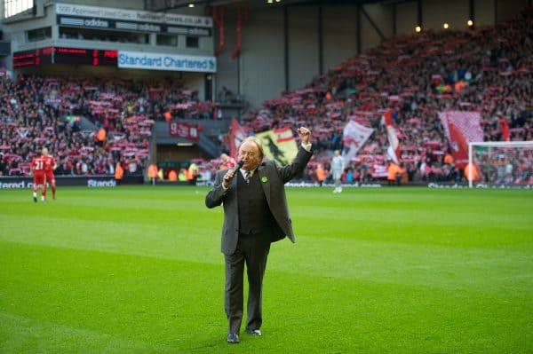 Football – FA Premier League – Liverpool FC v Blackburn Rovers FC