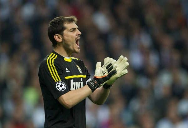 Iker Casillas Linked With Liverpool Switch