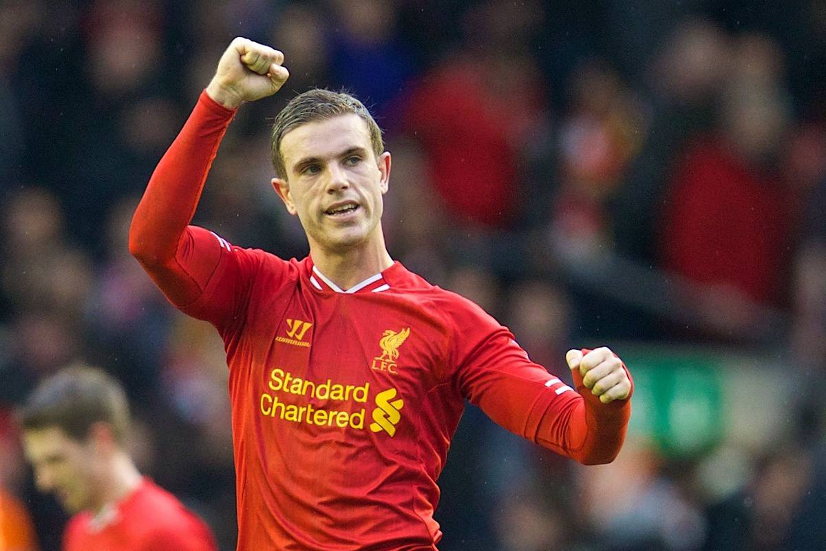 Jordan Henderson Has Unfinished Business With Chelsea Liverpool Fc This Is Anfield