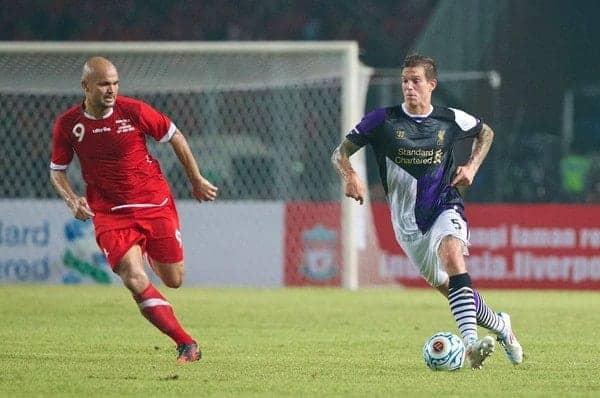 Football - Liverpool FC Preseason Tour 2013 - Indonesia XI v Liverpool FC