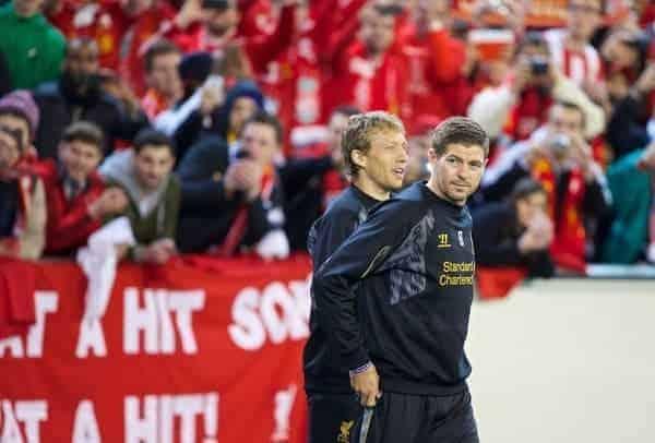 Football - Liverpool FC Preseason Tour 2013 - Training