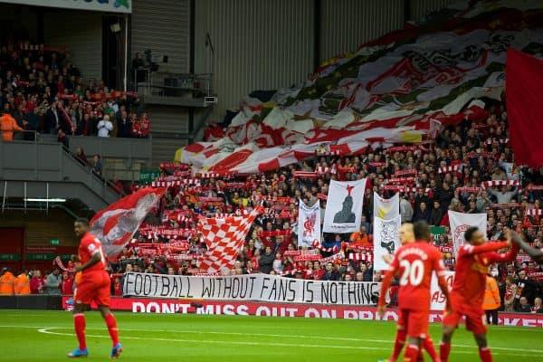 Football – FA Premier League – Liverpool FC v West Bromwich Albion FC