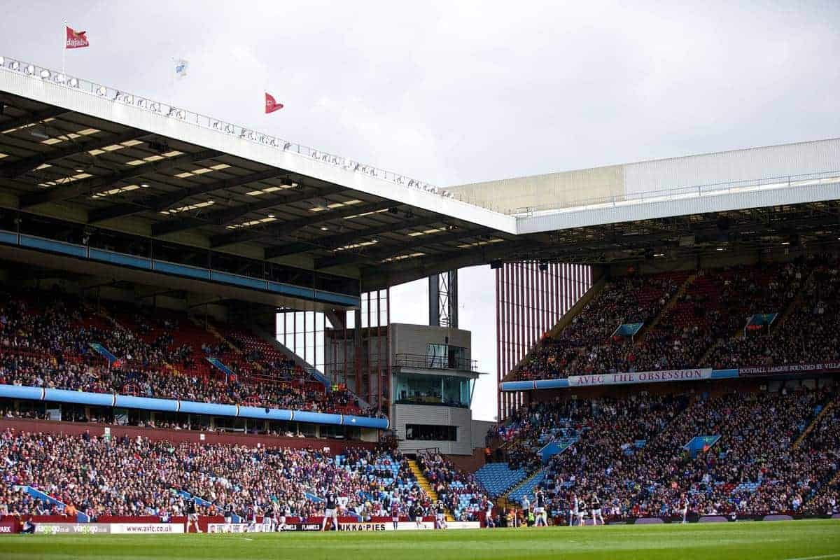 Aston villa vs liverpool betting preview this is anfield for Villas navidenas liverpool