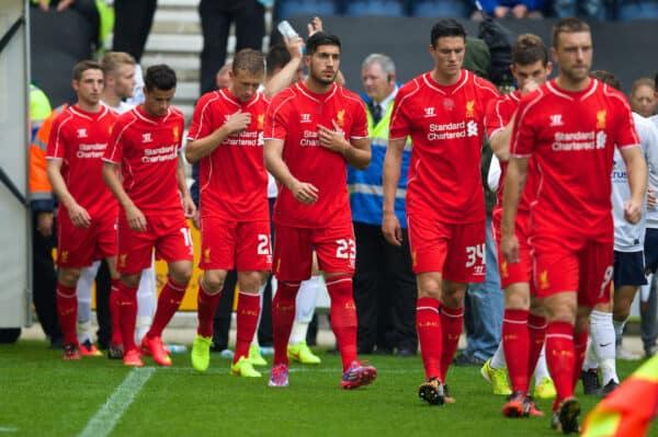Football – Liverpool FC Preseason Tour 2014 – Preston North End FC v Liverpool FC