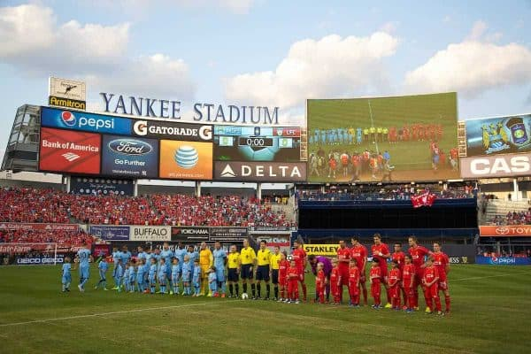 Liverpool FC to play at Fenway Park as part of preseason tour