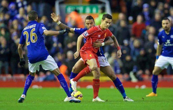 Football - FA Premier League - Liverpool FC v Leicester City FC