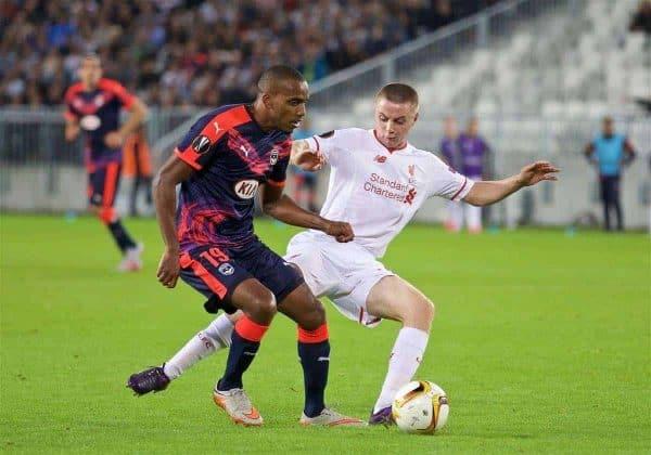 European Football - UEFA Europa League - Group Stage Group B - FC Girondins de Bordeaux v Liverpool FC