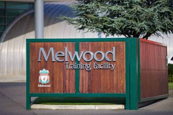 LIVERPOOL, ENGLAND - Wednesday, September 30, 2015: Melwood Training Ground ahead of Liverpool's UEFA Europa League Group Stage Group B match against FC Sion. (Pic by David Rawcliffe/Propaganda)