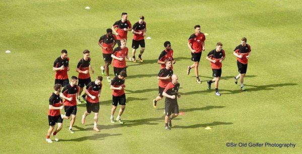 Liverpool mid-season training, Tenerife