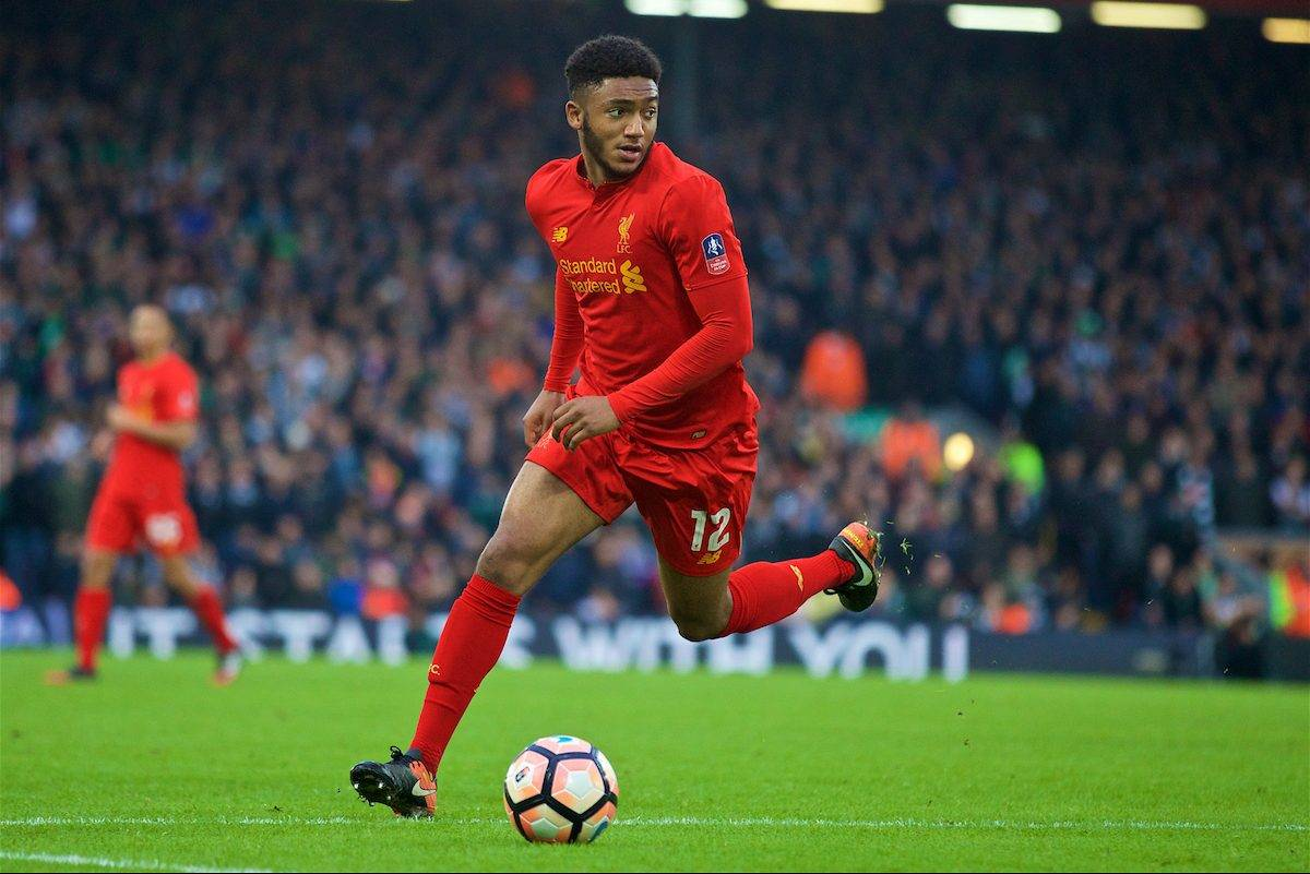 Joe Gomez to sign new 5-year contract with Liverpool after ...
