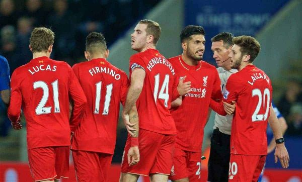 Football - FA Premier League - Leicester City FC v Liverpool FC