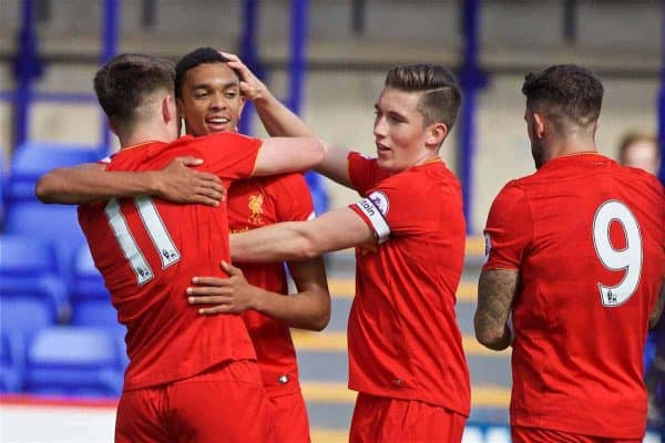Liverpool boss Klopp challenges 'fantastic' Brewster, Woodburn
