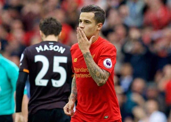 Liverpool Striker Hits Out at 'Unfair' Criticism