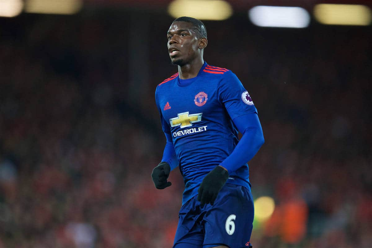 Paul Pogba explains penalty row with Alexis Sanchez