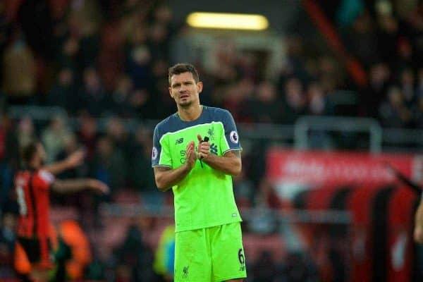Football - FA Premier League - AFC Bournemouth v Liverpool FC