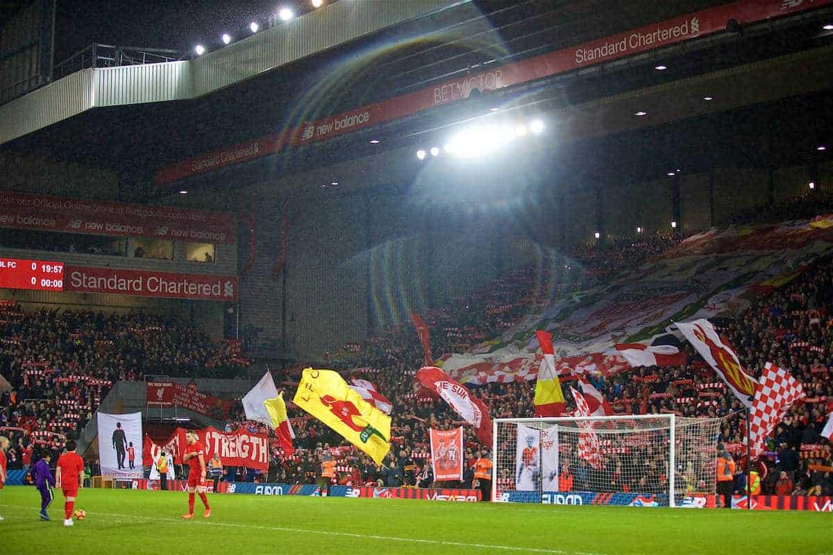 Anfield Atmosphere Gave Me Goosebumps German Reporter