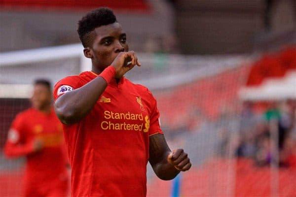 Rafa Benitez again linked with move for Liverpool winger Sheyi Ojo
