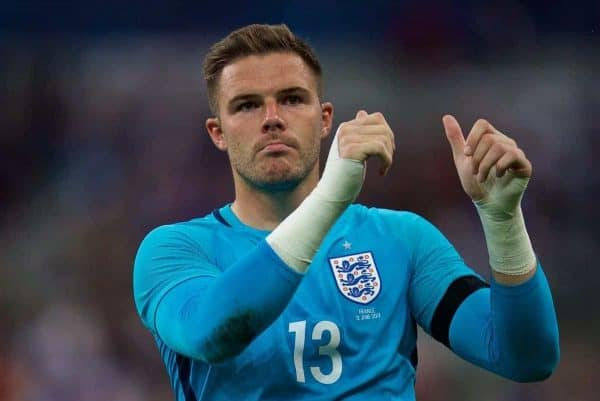 Chelsea target Jack Butland favours transfer move to Liverpool