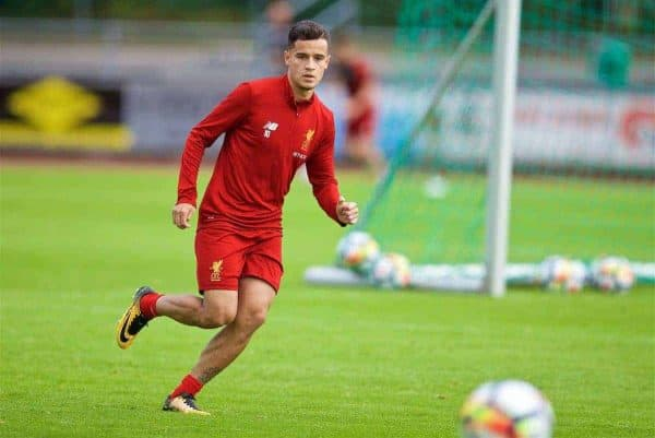 Philippe Coutinho Ready To 'Give Everything' To Liverpool, Says Teammate Alberto Moreno