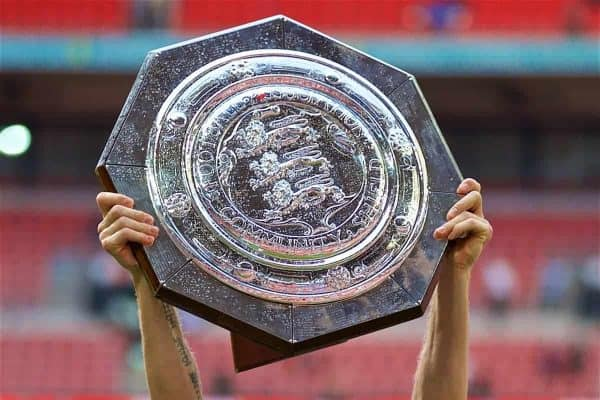 Football – FA Community Shield – Arsenal FC v Chelsea FC