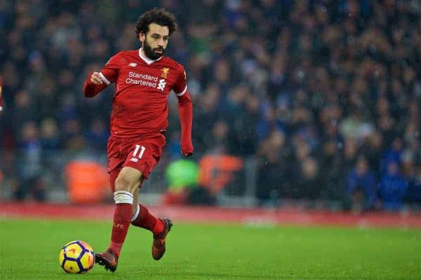 Salah Named BBC African Footballer of the Year 2017