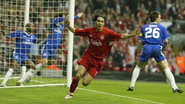 Luis Garcia, 'ghost goal' vs Chelsea, 2005 (PA Media)