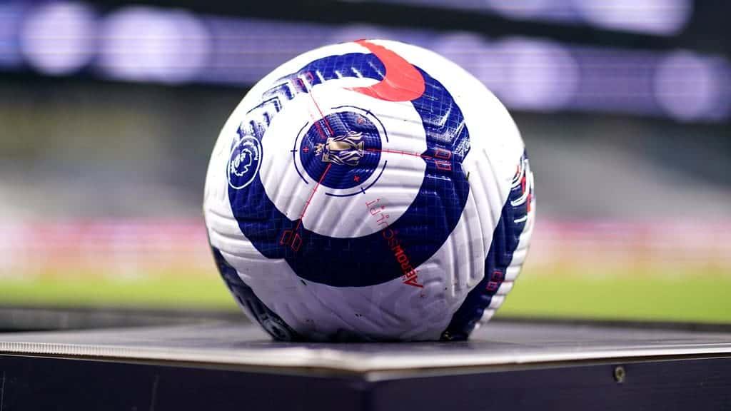 General Premier League match ball 2021 (PA Media)