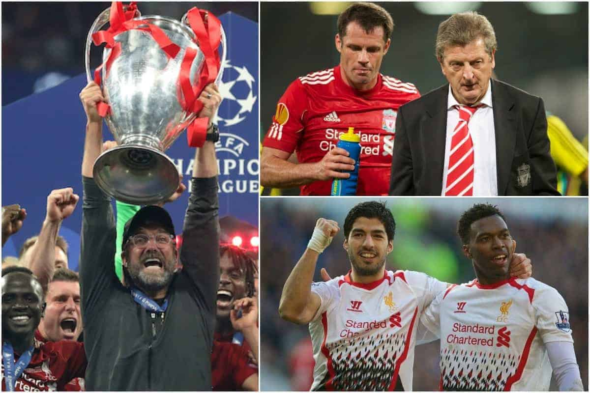 Liverpool FC in the 2010s: From Hodgson misery to Klopp's