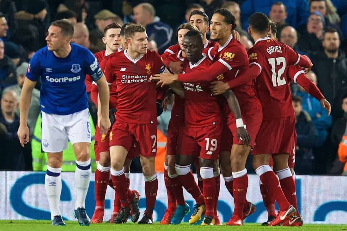 Liverpool Are Definite Title Contenders The View From Everton Ahead Of The Merseyside Derby Liverpool Fc This Is Anfield