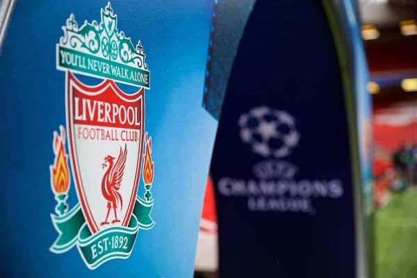 Football – UEFA Champions League – Semi-Final 1st Leg – Liverpool FC v AS Roma