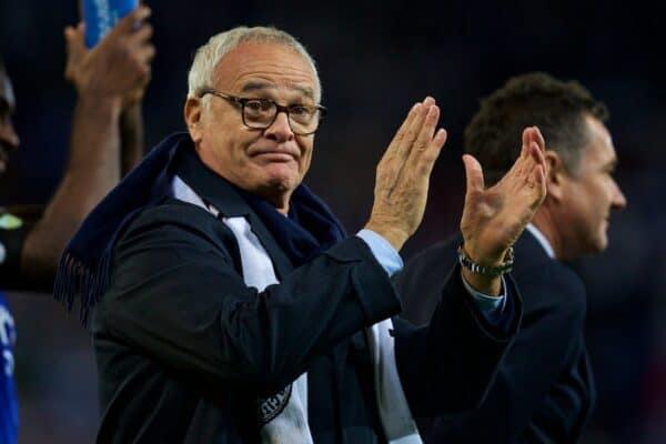 Football – FA Premier League – Leicester City FC v Burnley FC