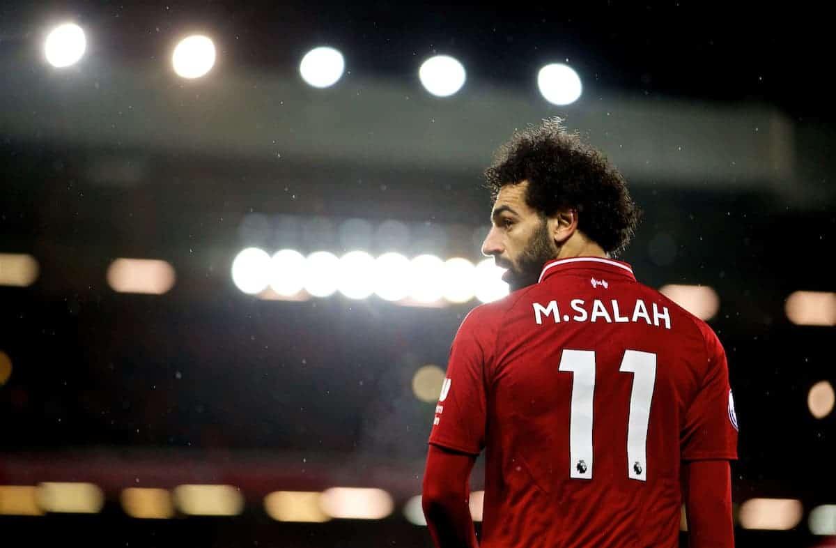 Mohamed Salah, 11