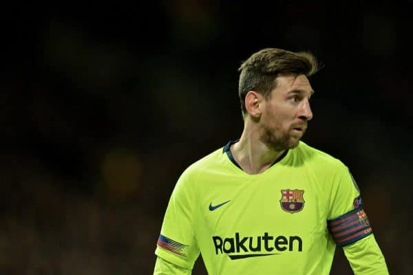 big sale 06950 41837 A tactical guide to stopping Lionel Messi - Full-backs ...