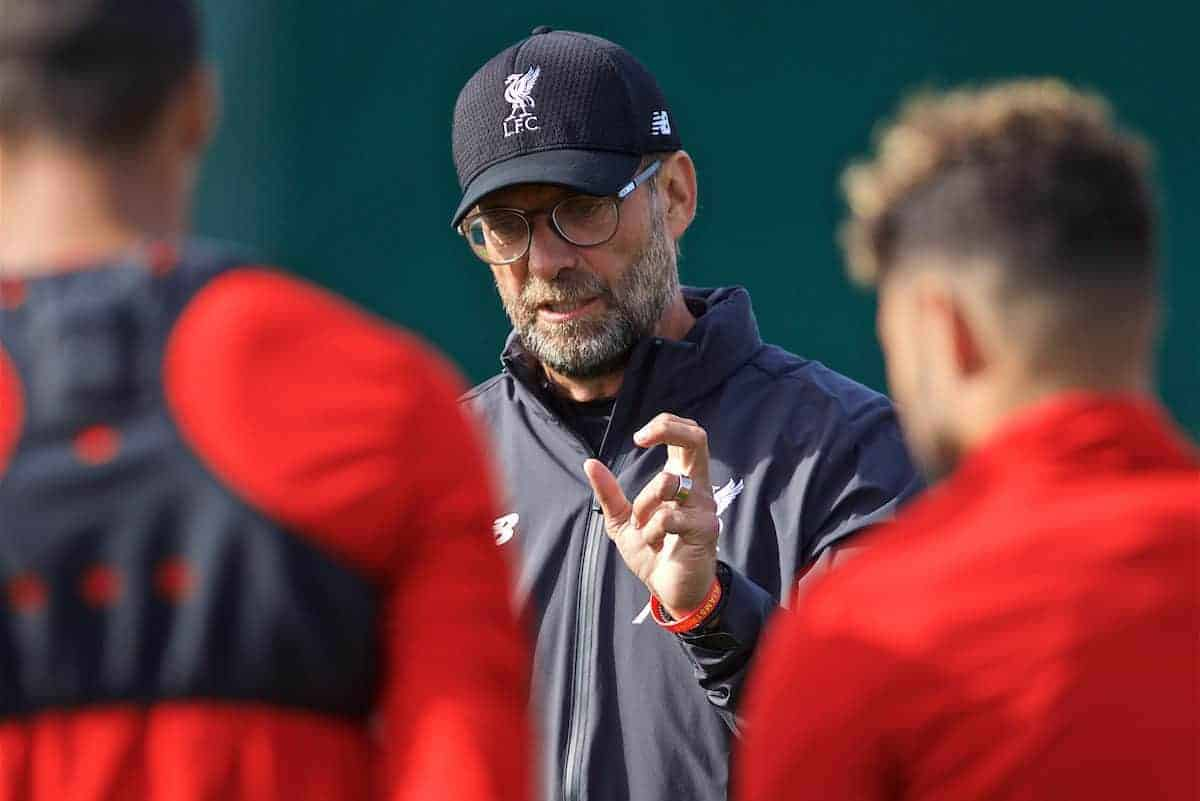 High lines and the 'character of Jurgen' – The tactical tweaks behind Liverpool's perfect start