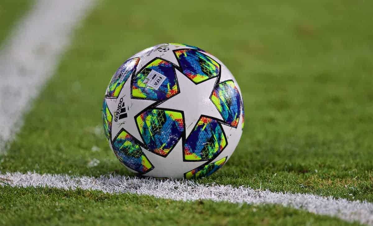 Champions League ball, general (Pic by David Rawcliffe/Propaganda)
