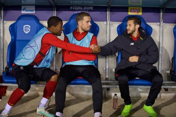 Football – UEFA Champions League – Group E – KRC Genk v Liverpool FC