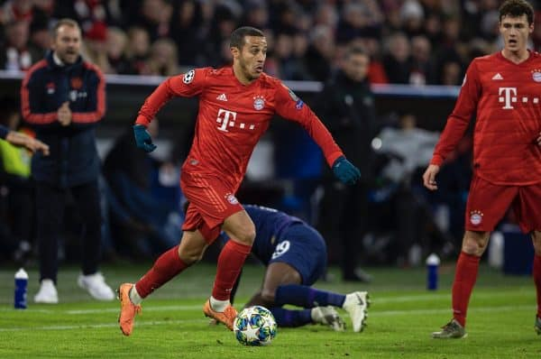 Football – UEFA Champions League – Group B – FC Bayern München v Tottenham Hotspur FC