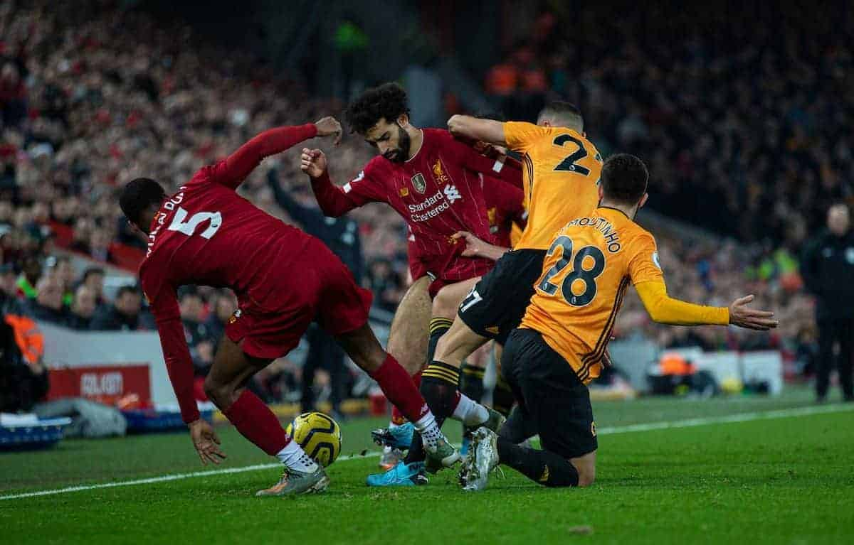 Reds face tricky test on the road – Wolves vs. Liverpool Preview
