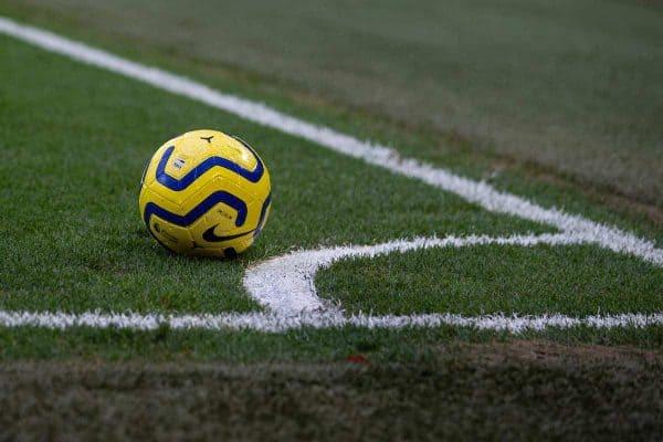 Football, corner flag, general (Pic by David Rawcliffe/Propaganda)