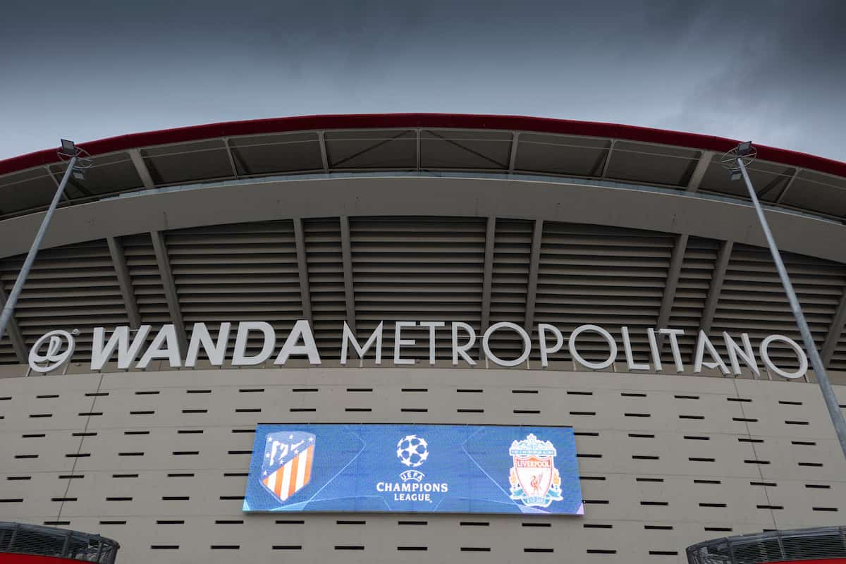 How to watch Atletico vs. Liverpool on TV & online streams