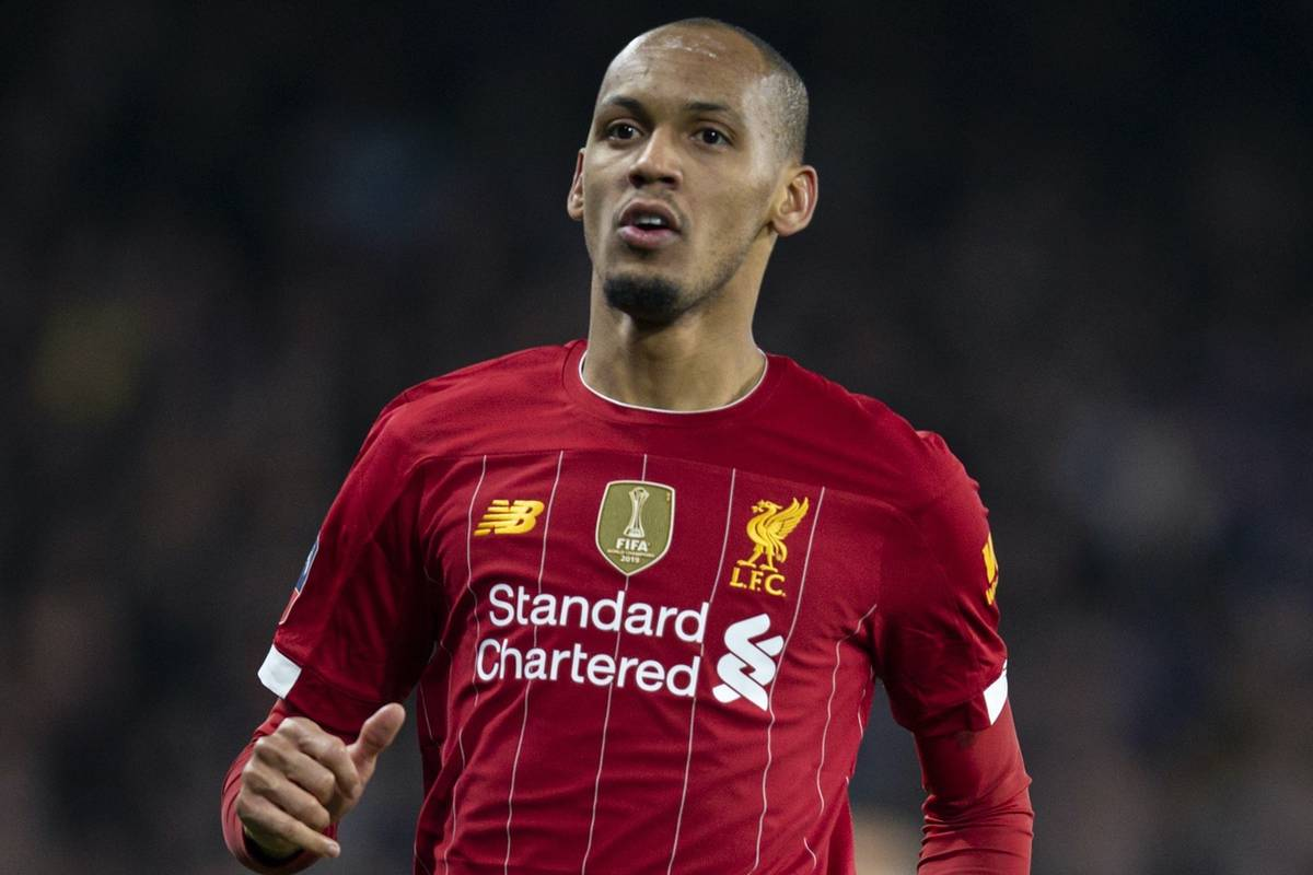 LONDON, ENGLAND - Tuesday, March 3, 2020: Liverpool's Fabio Henrique Tavares 'Fabinho' during the FA Cup 5th Round match between Chelsea FC and Liverpool FC at Stamford Bridge. (Pic by David Rawcliffe/Propaganda)