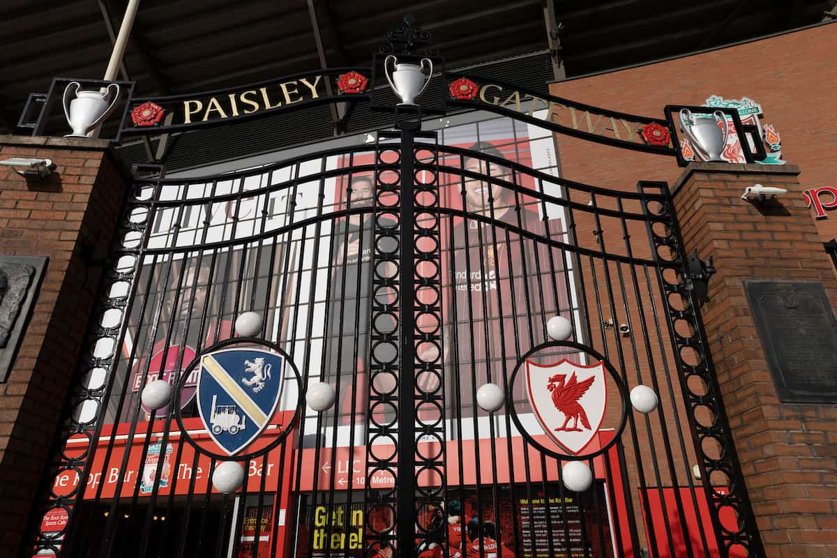 Anfield, general, Paisley Gates (Pic by David Rawcliffe/Propaganda)