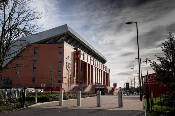 Anfield, general, Main Stand (Pic by David Rawcliffe/Propaganda)