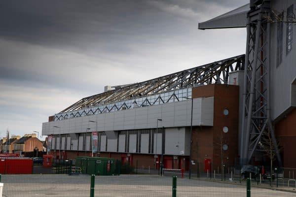 Anfield Road End, external (Pic by David Rawcliffe/Propaganda)
