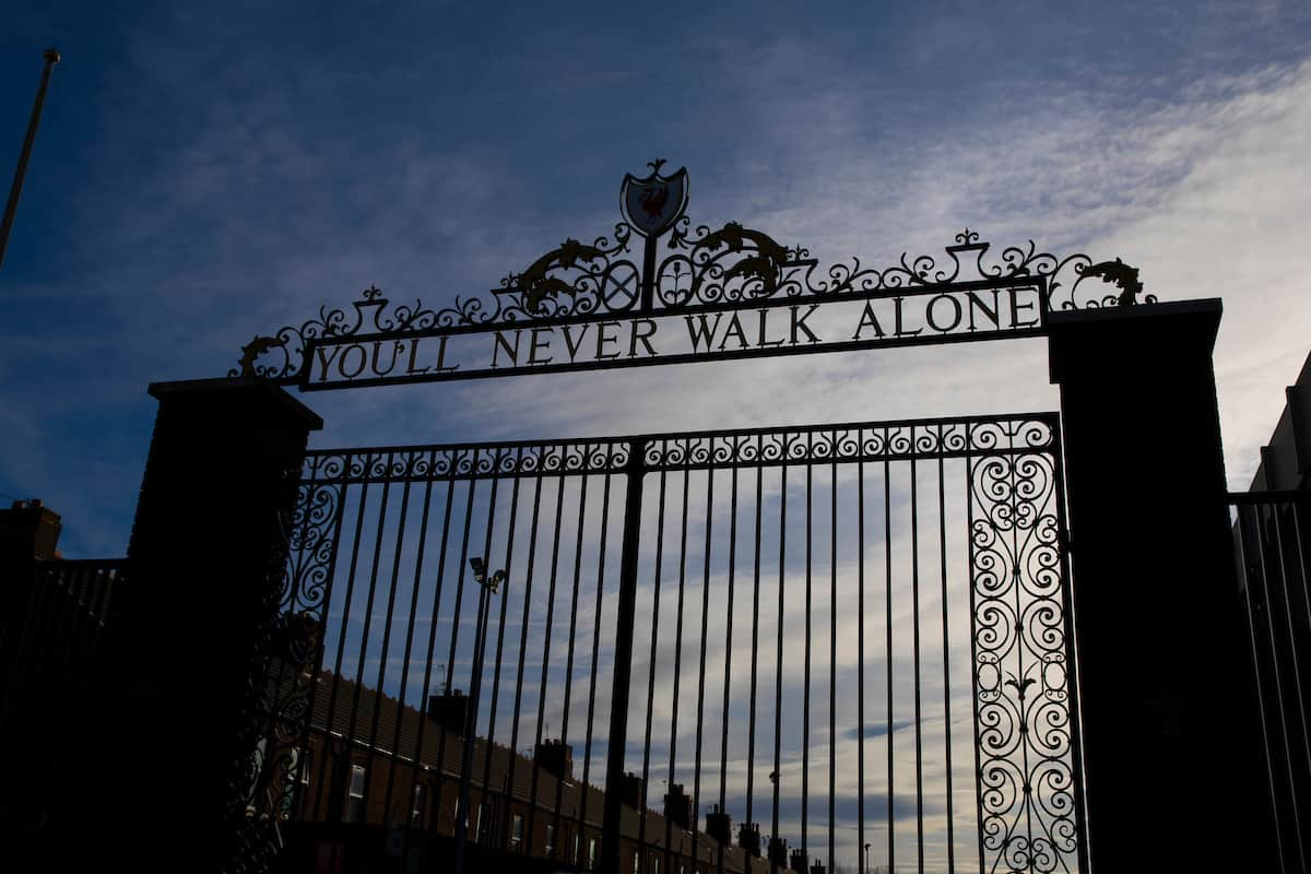 Anfield, Shankly Gates, general (Pic by David Rawcliffe/Propaganda)