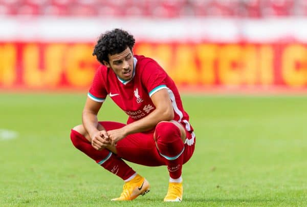 Football – Preseason Friendly – FC Red Bull Salzburg v Liverpool FC